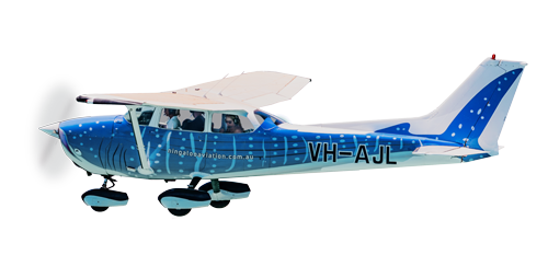 KrillSeeker - Our new plane with personalised warp